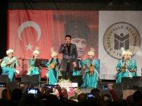 Yenimahalle'de Kazakistan'ın bağımsızlık günü kutlandı