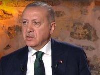 Erdoğan'dan ABD senatosuna tasarı tepkisi