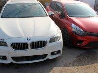 Konya'da 'change' yapılmış 1 milyon lira değerinde 7 araç ele geçirildi