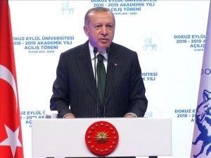 Cumhurbaşkanı Erdoğan: Ellerini ovuşturanlar hüsrana uğradı!