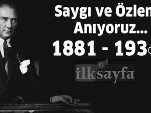 10 Kasım Atatürk'ü Anma Günü (TRT Arşivinden Görüntüler)