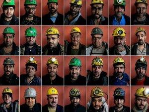 """Madencilerin """"ekmek mücadelesi"""""""