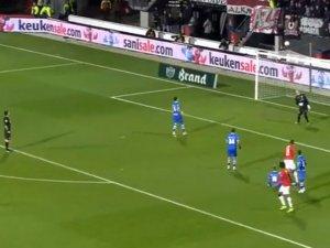 Böylesi görülmedi! Herkes gol oldu derken...