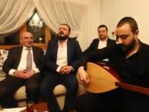 Turgut Altınok, Neşet Ertaş türküsü söyledi
