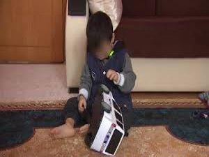 Kreşte hastanelik eden ihmal! 2 yaşındaki çocuk tanınmaz hale geldi