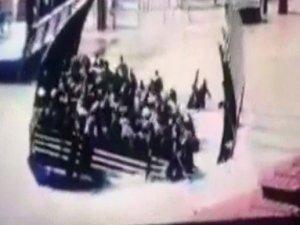 77 kişinin öldüğü Irak'taki feribot faciası kamerada