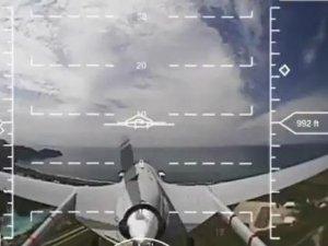 SİHA'lar Akdeniz semalarında ilk test uçuşunu yaptı