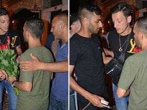 Eğlence çıkışı gerginlik... Mesut Özil isyan etti