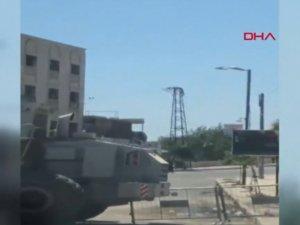 Afrin'de üs bölgesine saldırı: 2 asker yaralı
