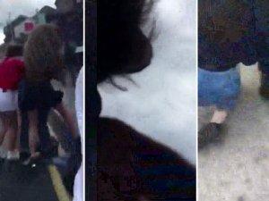 İrlanda'da Müslüman kız çocuğuna ırkçı saldırı: Tekmeleyip, yumurta attılar