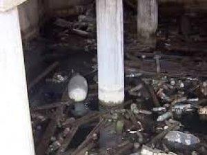 Tarihi sarnıç çöplüğe döndü... Üzerine 6 atlı bina izni verildi