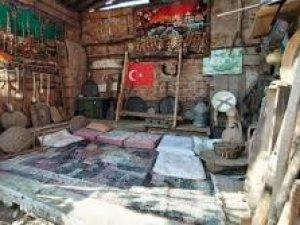 Eski tarım aletlerinden 'Osmanlı Torunu Müzesi' oluşturdu