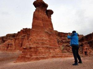 Erzurum'un 'kırmızı periler diyarı' tescillendi