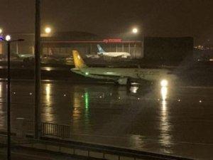 Sabiha Gökçen Havalimanı'nda uçuşlar başladı