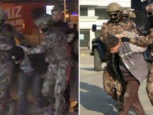 Bir gün arayla yakalanan DEAŞ'lılar baba-oğul çıktı