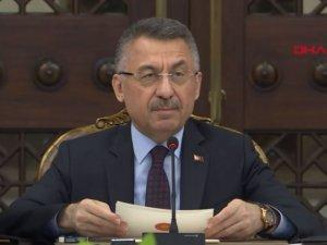 Cumhurbaşkanı Yardımcısı Oktay bu sözlerle duyurdu: Kamu hizmetlerinin vatandaşa sunumunda bir devrim