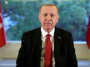 Cumhurbaşkanı Recep Tayyip Erdoğan ULUSA SESLENDİ (VİDEO)