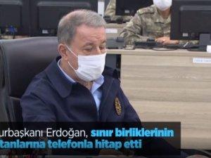 Cumhurbaşkanı Erdoğan: Bu birliğimiz, dayanışmamız dünyayı ülkemize hayran bırakacak