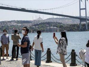 İstanbul yeni normalleşme sürecinin ilk hafta sonunu dışarıda geçirdi