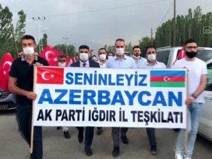 Türkiye-Ermenistan sınırında Azerbaycan'a yönelik saldırılara tepkiler sürüyor