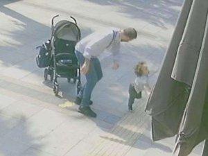 Çocuğuna şiddet uygulayan baba, gözaltına alındı