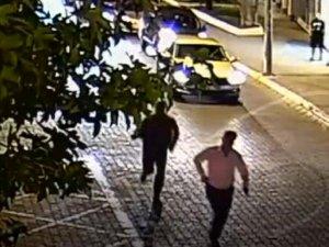 CHP'li Belediye Başkanının o anları kameralara yansıdı