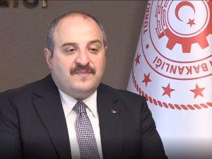 Sanayi ve Teknoloji Bakanı Mustafa Varank OBSÜK toplantısında konuştu