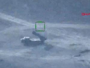 Azerbaycan Savunma Bakanlığı: Berde'yi ateşe tutan 'Smerç' imha edildi