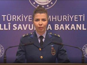 MSB, son bir ayda etkisiz hale getirilen terörist sayısını açıkladı