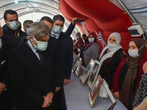 Kültür ve Turizm Bakan Yardımcısı Demircan Diyarbakır annelerini ziyaret etti