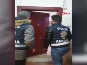Ankara'da kadınlara zorla fuhuş yaptıran çeteye operasyon: 8 gözaltı