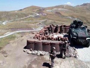Özel Harekat İran sınırında nöbette