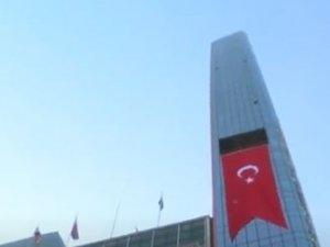Cumhurbaşkanı Erdoğan New York'taki Yeni Türkevi Binası'nda incelemelerde bulundu