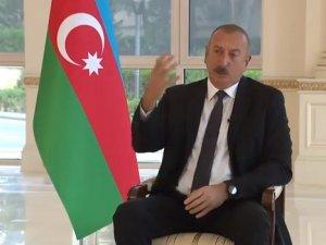 'Cumhurbaşkanı Erdoğan her zaman Azerbaycan'ın yanındadır'