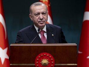 """Cumhurbaşkanı Erdoğan: """"Dünyadaki önemli merkezlerden biri olmanın peşindeyiz"""""""
