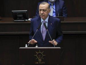 Cumhurbaşkanı Erdoğan'dan CHP'ye Tezkere Tepkisi