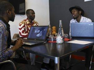 Afrika'dan okumaya geldiler, iş adamı oldular