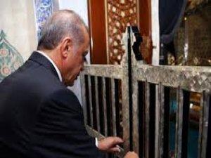 Erdoğan'dan Kuran tilaveti