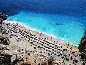Göz kamaştıran güzellik: Kaputaj Plajı