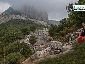 Doğa ve tarihin buluştuğu kent: Termessos