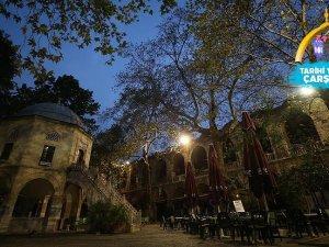 Bursa'yı tekstil kenti yapan mekan: 'Kozahan'