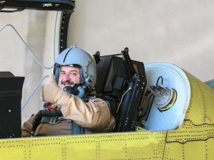 Bakan Varank Hürkuş'un deneme uçuşuna katıldı